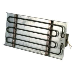 Metal Clad Hopper Heaters